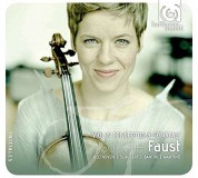 Isabelle Faust, Alexandre Melnikov, Ewa Kupiec, The Prague Philharmonia, Jiří Bĕlohlávek: Isabelle Faust - Violin Sonatas & Concertos (Beethoven, Bartok, Martinu, Schubert) - CD
