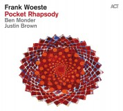 Frank Woeste: Pocket Rhapsody - CD