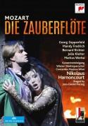 Nikolaus Harnoncourt, Georg Zeppenfeld, Mandy Fredrich, Bernard Richter, Konzertvereinigung Wiener Staatsopernchor: Mozart: Die Zauberflöte - DVD