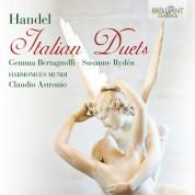 Gemma Bertagnolli, Susanna Rydén, Harmonices Mundi, Claudio Astronio: Handel: Italian Duets - CD