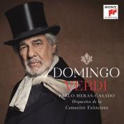 Plácido Domingo: Verdi - Plak