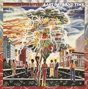 Earth, Wind & Fire: Last Days And Time - Plak