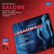 Kim Begley, Christoph von Dohnányi, Catherine Malfitano, Kenneth Riegel, Hanna Schwarz, Bryn Terfel, Wiener Philharmoniker: Strauss, R.: Salome - CD