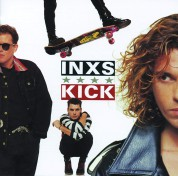 Inxs: Kick (Remastered - Green Vinyl) - Plak