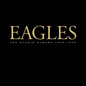 The Eagles: The Studio Albums 1972-1979 - CD