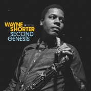 Wayne Shorter: Second Genesis + 2 Bonus Tracks! - Plak