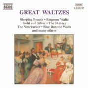 Great Waltzes - CD