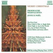 Alfred Walter: Merry Christmas / Frohliche Weihnachten / Joyeux Noel - CD