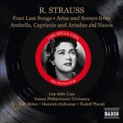 Lisa Della Casa: Strauss, R.: 4 Last Songs / Arias and Scenes from Arabella, Capriccio and Ariadne auf Naxos - CD