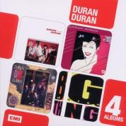 Duran Duran: 4 CD Box Set (Duran Duran / Rio / Seven & The Ragged Tiger / Big Thing) - CD