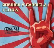 Rodrigo Y Gabriela: Area 52 - Plak