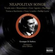 Giuseppe Di Stefano: Di Stefano, Giuseppe: Neapolitan Songs (1953-1957) - CD