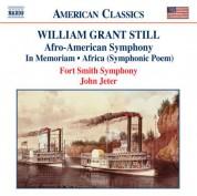 John Jeter: Still: Afro-American Symphony - CD