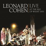 Leonard Cohen: Live At Isle Of Wight 1970 - Plak