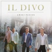 Il Divo: Amor & Pasion - CD