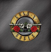 Guns N' Roses: Greatest Hits (Gold W/ White & Red Splatter Vinyl) - Plak