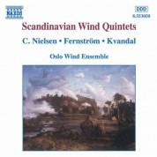 Scandinavian Wind Quintets - CD