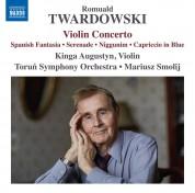 Mariusz Smolij, Kinga Augustyn, Torun Symphony Orchestra: Twardowski: Violin Concerto - CD