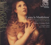 Maria Cristina Kiehr, Concerto Soave, Jean-Marc Aymes: Canta la Maddalena - CD