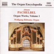 Pachelbel: Organ Works - CD