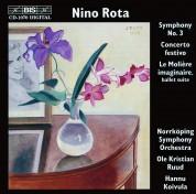 Ole Kristian Ruud: Rota - Symphony 3 - CD