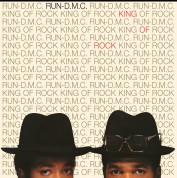 Run Dmc: King Of Rock - Plak