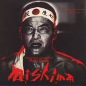 Philip Glass: Mishima (Soundtrack) - CD