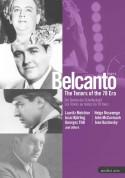 JussiBjorling, Ivan Kozlovsky, John McCormack, Lauritz MelchioHelge Rosvaenge, Georges Thill: Belcanto Vol. 2 - DVD