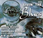Çeşitli Sanatçılar: Livin' The Blues - CD