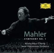 Myung-Whun Chung, Seoul Philharmonic Orchestra: Mahler: Symphonie No. 1 - CD