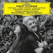 Martha Argerich, Mischa Maisky, Orpheus Chamber Orchestra: Schumann: Cello Concerto - CD