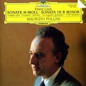 Maurizio Pollini: Liszt: Piano Sonata İn B Minor - CD