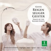 Janet Baker, Elisabeth Speiser, Elizabeth Gale, London Philharmonic Orchestra, Raymond Leppard: Gluck: Orpheus & Euridice (Highlights) - CD