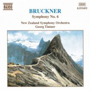 New Zealand Symphony Orchestra, Georg Tintner: Bruckner: Symphony No. 6, Wab 106 - CD