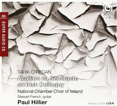 Paul Hillier: Tarik O'Regan: