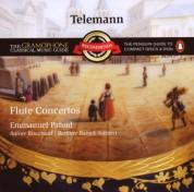Emmanuel Pahud: Telemann: Flute Concertos - CD