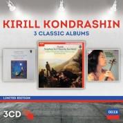 Kirill Kondrashin: 3 Classic Albums - CD