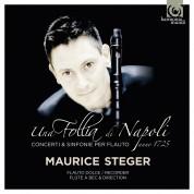 Maurice Steger: Una Follia di Napoli - CD
