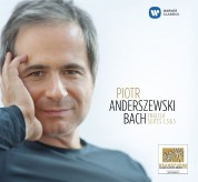 Piotr Anderszewski: Bach: English Suites 1, 3, 5 - CD