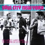 Çeşitli Sanatçılar: Soul City New York - Plak