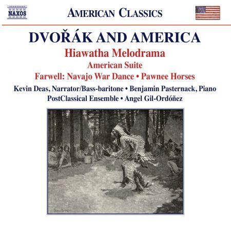 Angel Gil-Ordonez, Benjamin Pasternack, PostClassical Ensemble: Dvořák & America - CD