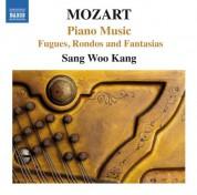 Sang Woo Kang: Mozart: Fugues, Rondos & Fantasias - CD