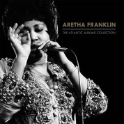Aretha Franklin: The Atlantic Album Collection - CD
