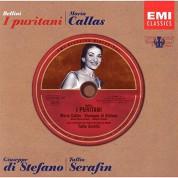 Tullio Serafin, Maria Callas: Bellini: I Puritani - CD