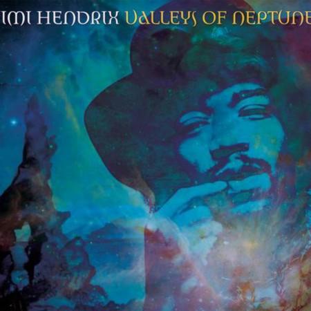 Jimi Hendrix: Valleys of Neptune - CD