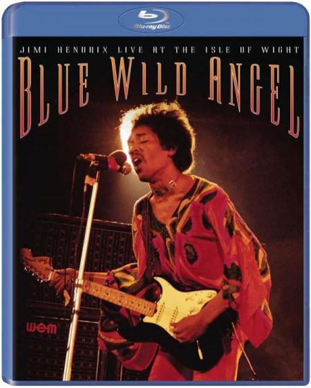 Jimi Hendrix: Blue Wild Angel - BluRay