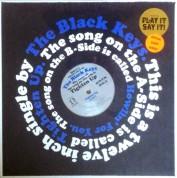 The Black Keys: Tighten Up - Plak