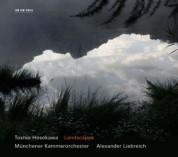 Toshio Hosokawa: Landscapes - CD