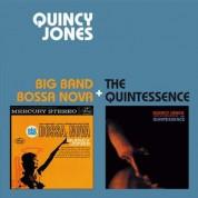 Quincy Jones: Big Band Bossa Nova + Quintessence + 4 Bonus Tracks - CD