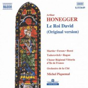 Honegger: Roi David (Le) - CD